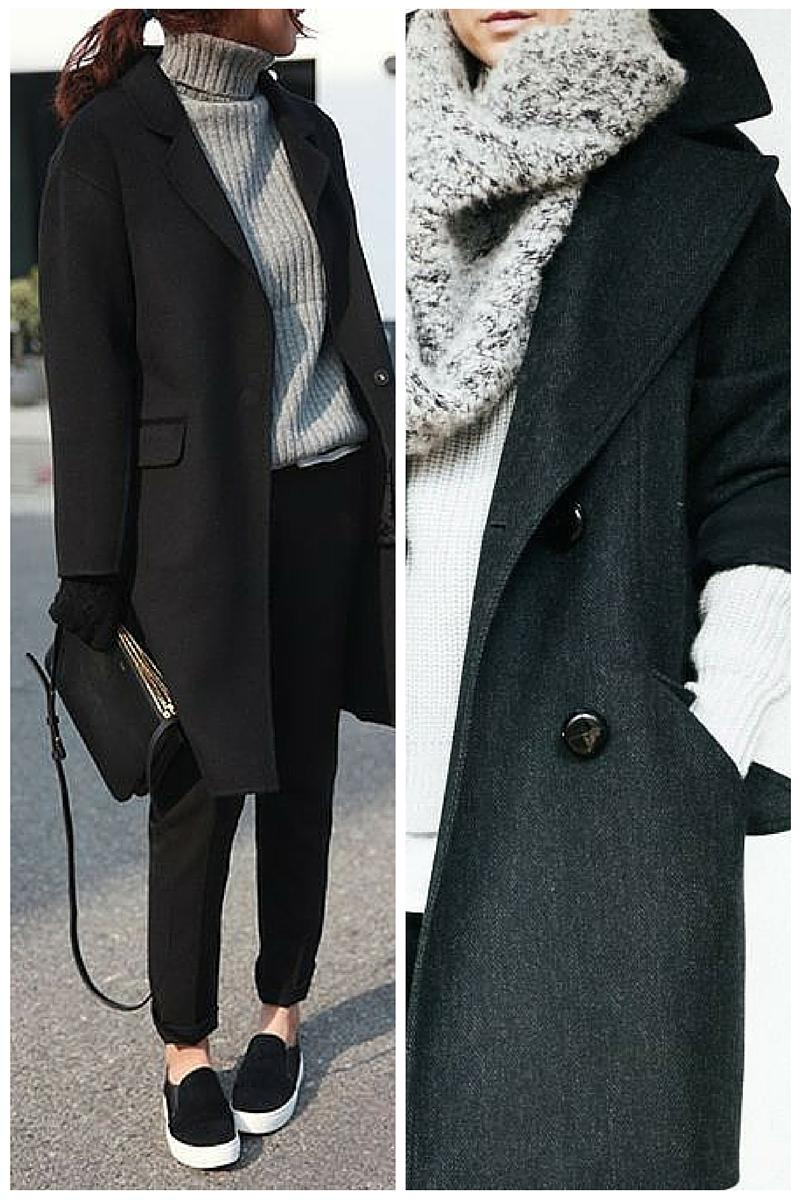 Thursday Inspiration: Warm Wool Coats. - Stripes & Vibes