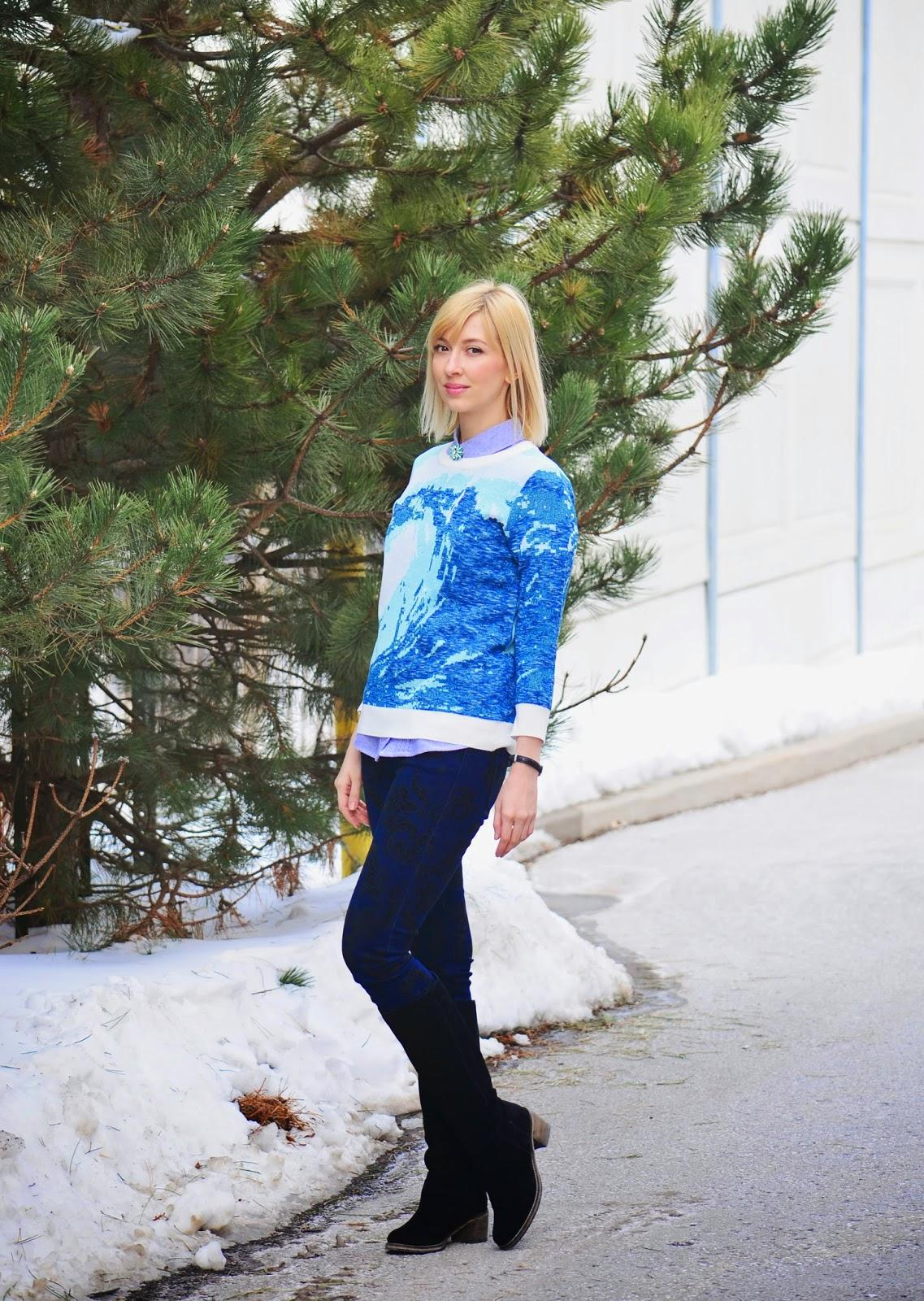 Style, OOTD, J. Crew style, j. Crew, Tommy Hilfiger, Old Navy, asos, forever21, blue outfit, preppy style,