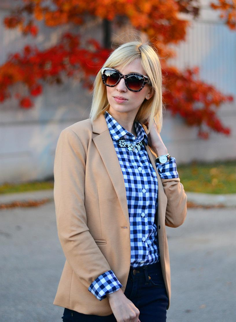 Style, ootd, Fashion, preppy, preppy style, office style, fashion blogger, style blogger, how to style blazer