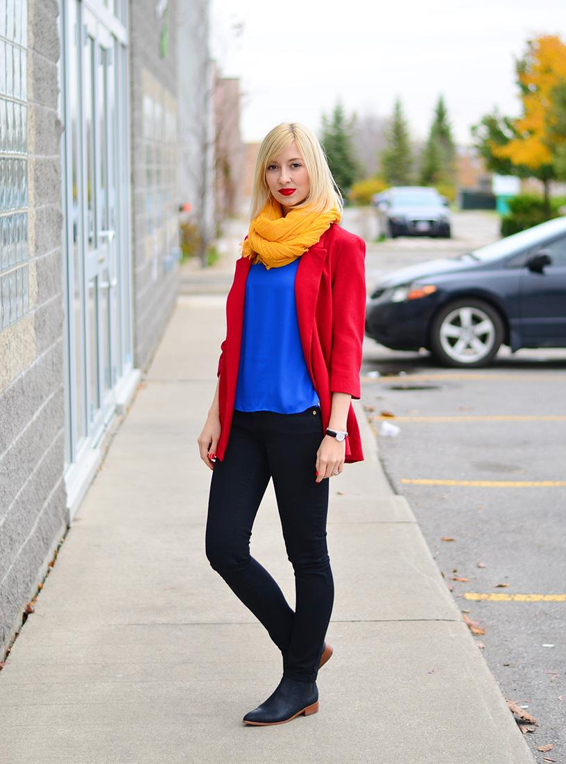 style, ootd, fashion, blazer, bright colors, style blogger, fashion blogger, fashionista, personal style