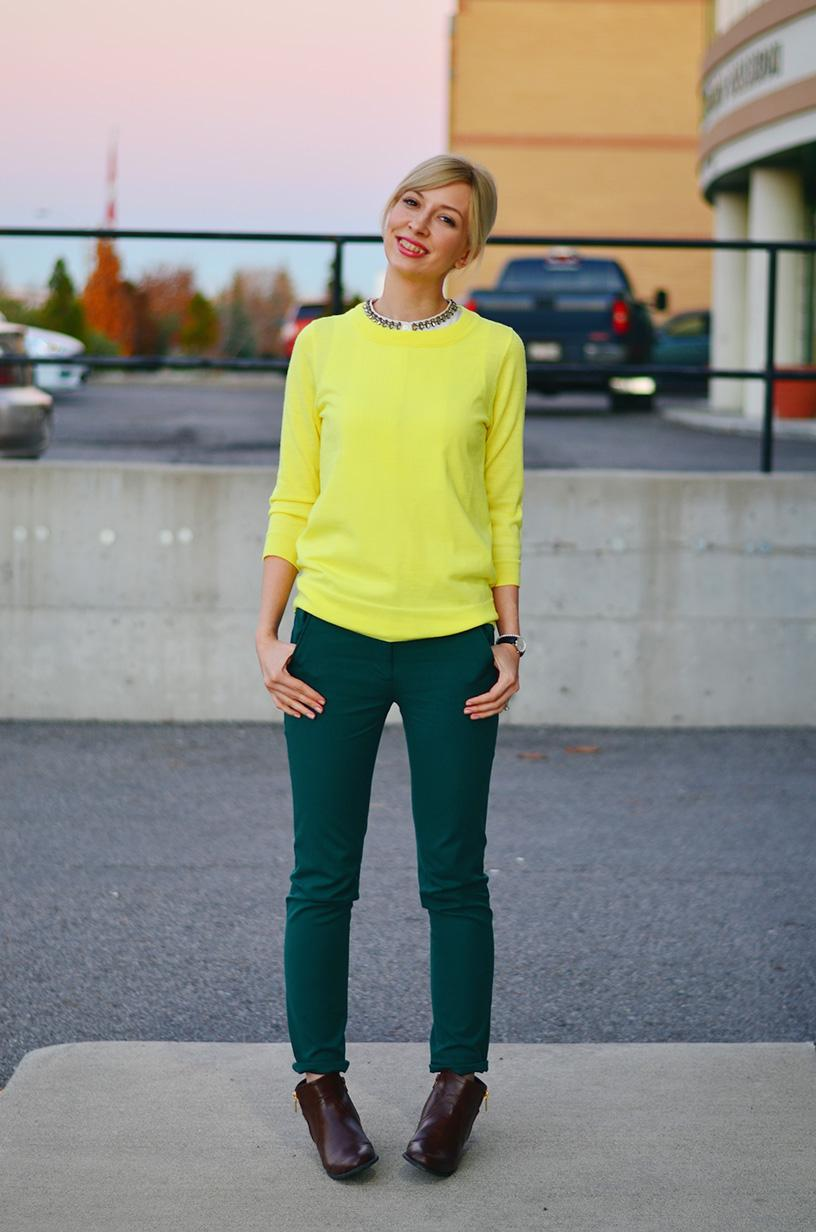 style, fashion, ootd, office style, office wear, bright colors, jcrew style, style blogger, fashion blogger,