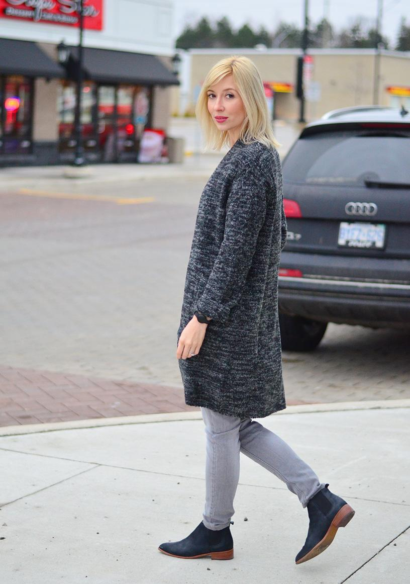 style, ootd, fashion, cardigan, winter style, style blogger, fashion blogger, toronto blogger, canadian blogger,