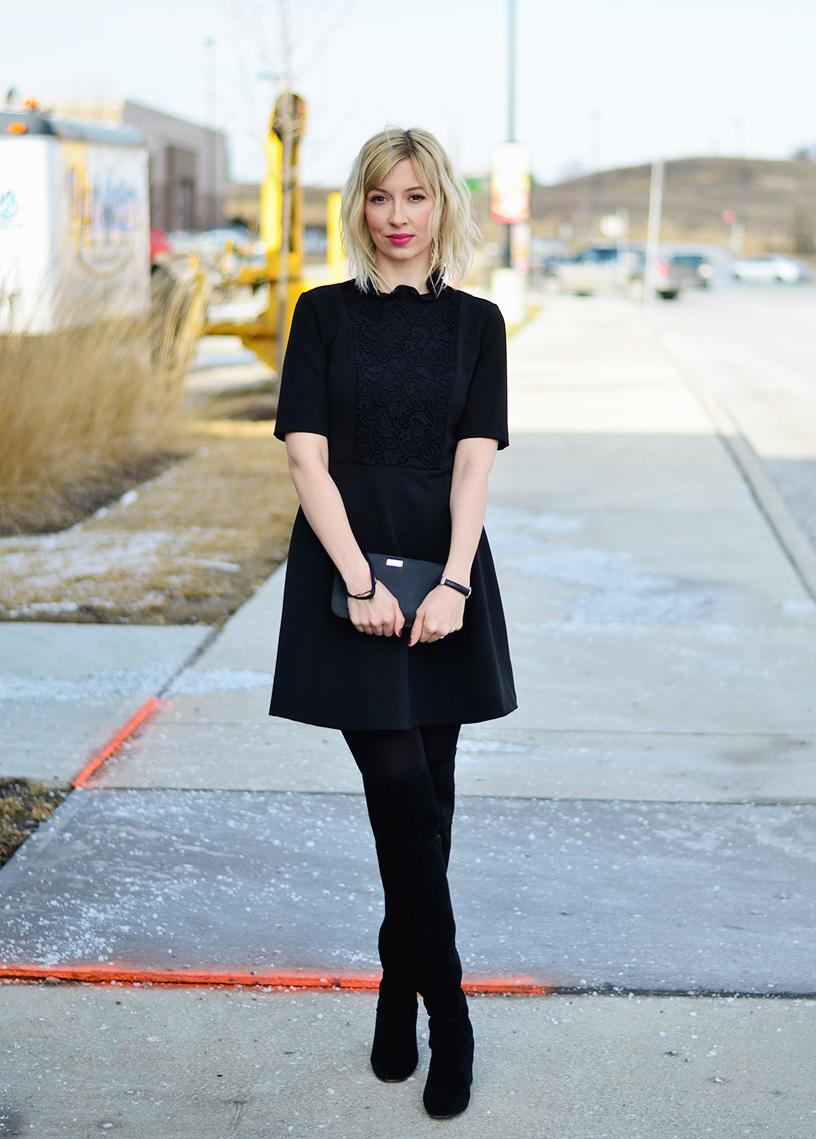 lbd and otk boots