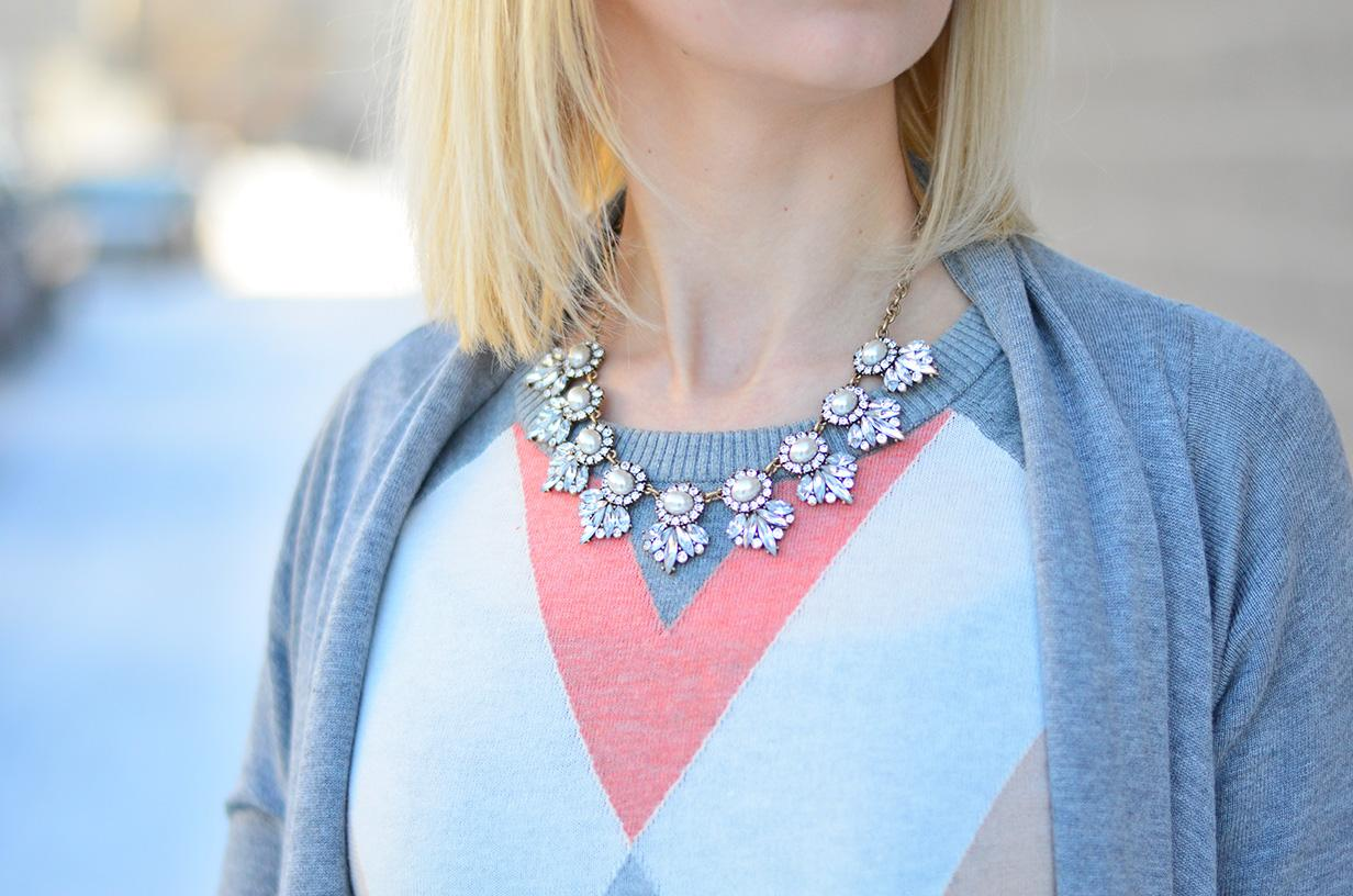cherrypick statement necklace