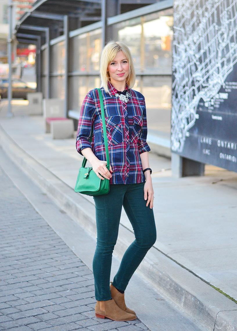preppy casual style
