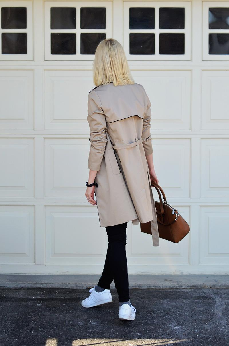 hm trench coat