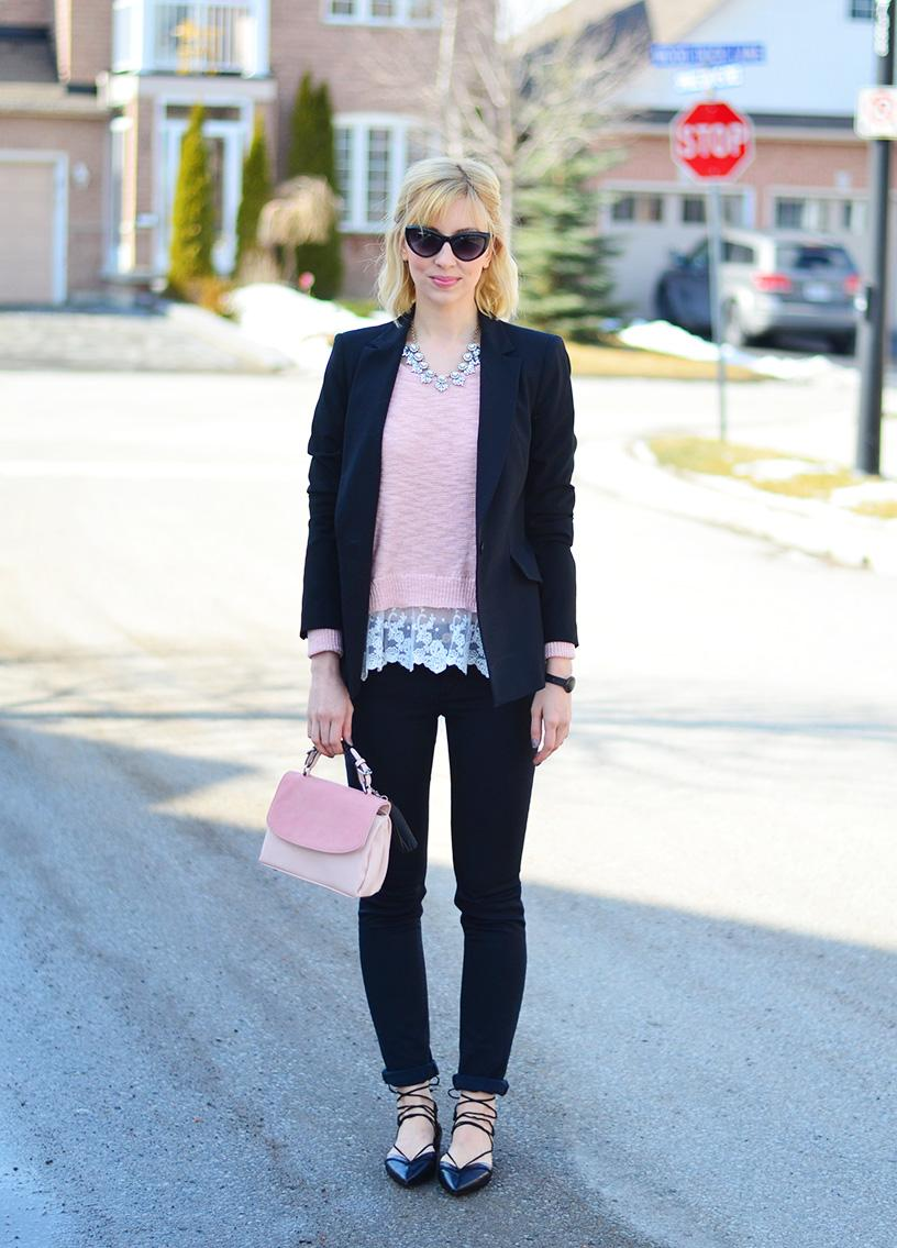 lace up flats style