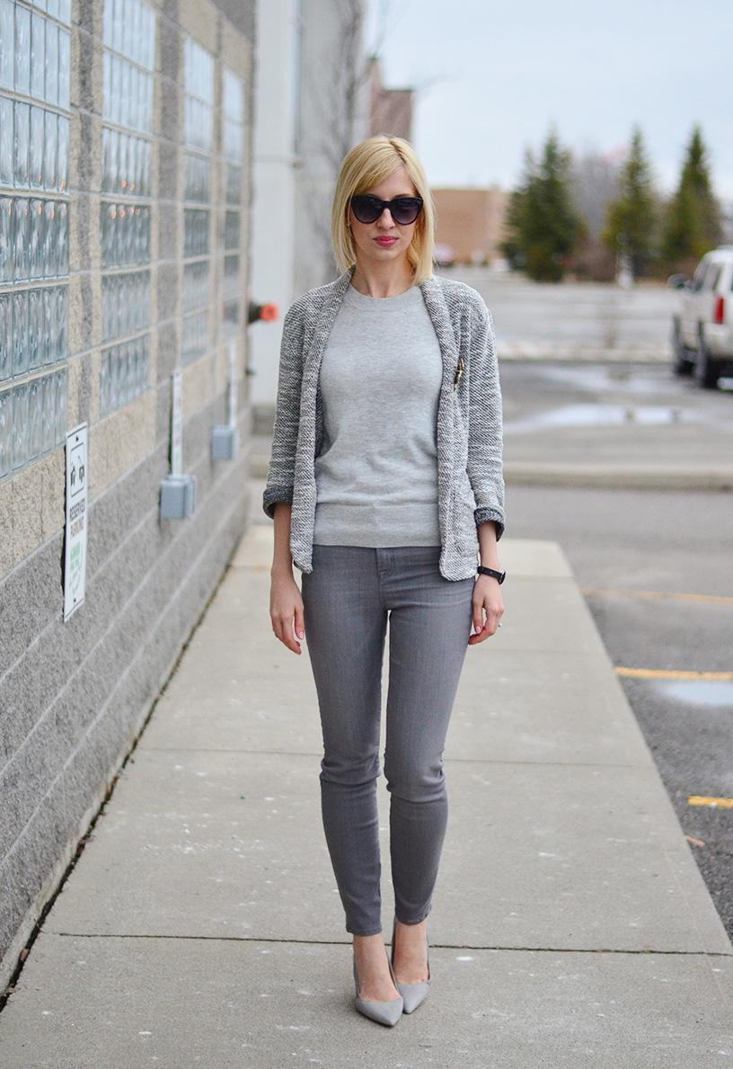 high rise jeans style