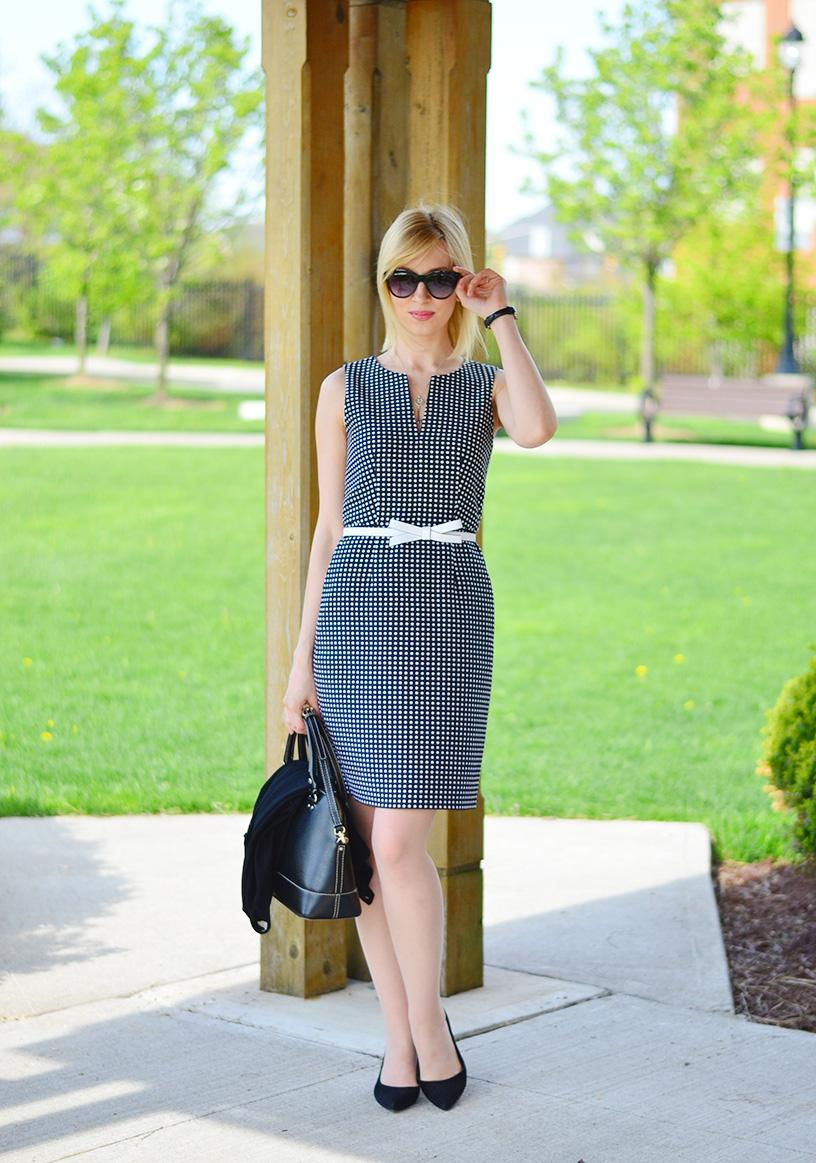 pencil dress style