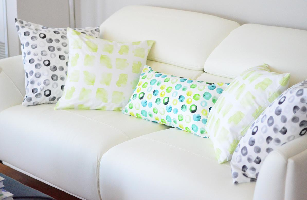 minted couch throw pillows